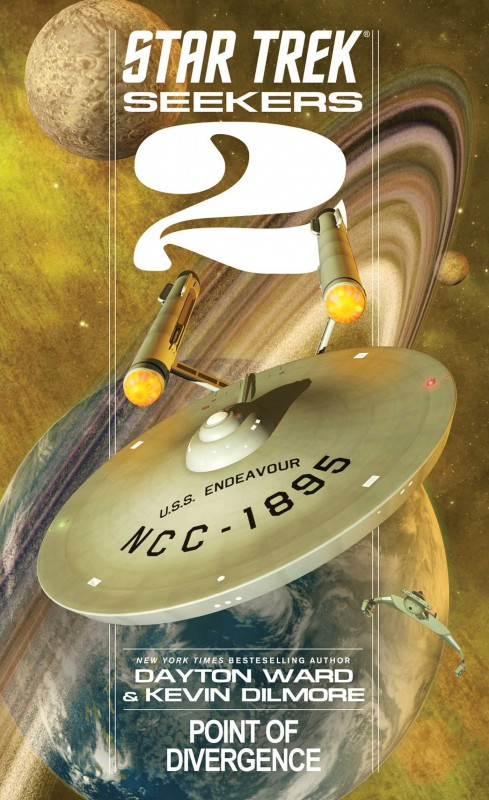 Star Trek: Seekers #2 - Point of Divergence