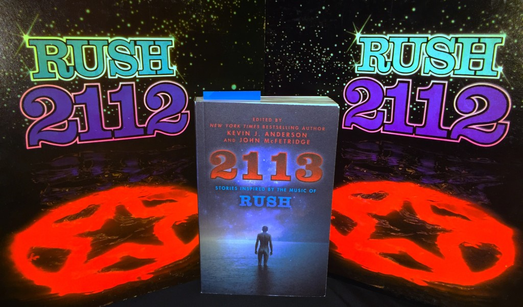 2113 Stories Inspired By The Music of Rush