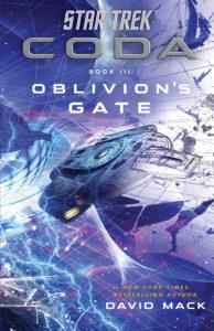 Star Trek Coda, Book 3, Oblivion's Gate, by David Mack